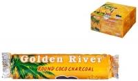 Shisha Kohle Coco Natural 40mm 8er Packung