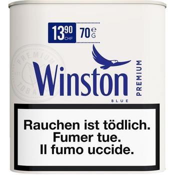 Winston blue 70g Dose