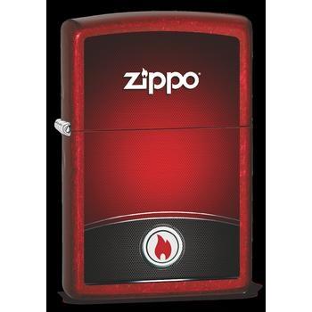 Zippo Red And Black Zippo Design 60002989