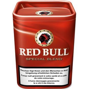 Red Bull Special Blend Tabak eckig