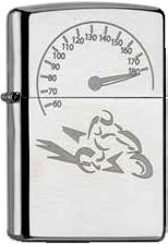 Zippo Speedometer Motorrace 60002230