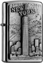 Zippo New York Freedom Tower 2004740