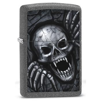Zippo Skull Clawing Out 60002469
