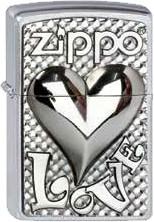 Zippo Love Heart Emblem 2003250