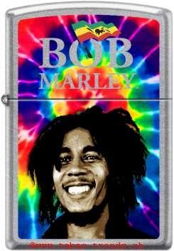 Zippo 60004734 Bob Marley Face