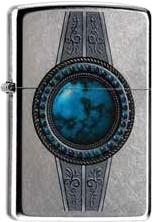 Zippo Turquoise Belt 60000031