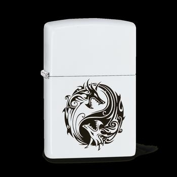 Zippo Dragon Ying Yang 60003365