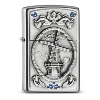 Zippo Windmill Emblem 2005089