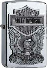 Zippo H.D. Eagle Emblem 60001207