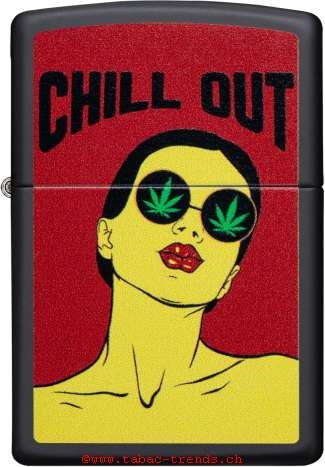 Zippo 60004769 Chill Out Leaf Glasses