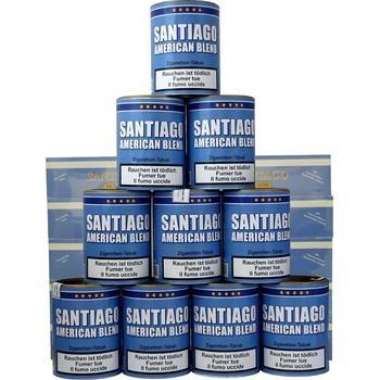 Santiago American Blend & Doppel-Filterhülsen