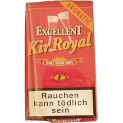 Excellent Kir Royal Tabak