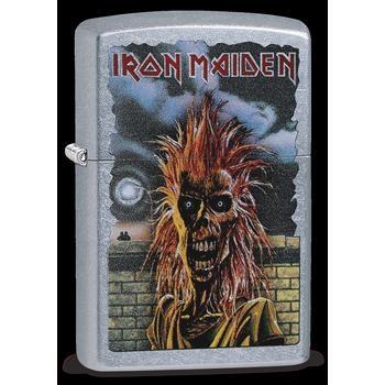 Zippo Iron Maiden 60003141
