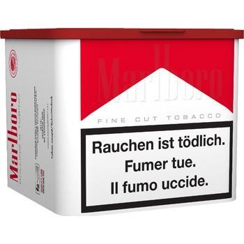 Marlboro Rot Zigaretten Tabak