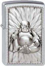 Zippo Buddah with 108 Pearls 2002068