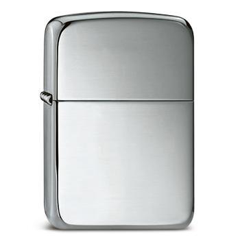 Zippo Sterling Silver Pol 60001171