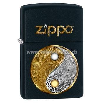 Zippo Spiritual Ying Yang