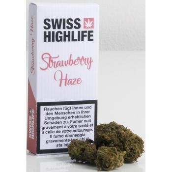 Swiss Highlife Strawberry Haze 1.8g