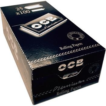 OCB Double Window Premium Slim Box