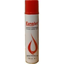 Eurojet Feuerzeuggas Nachfüllflasche