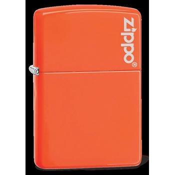 Zippo Neon Orange 60002137