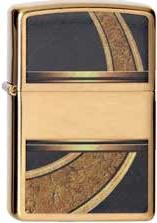 Zippo Gold and Black 60001311