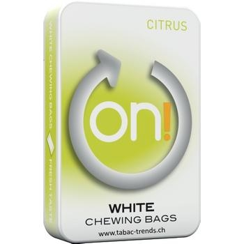ON! Mint Citrus Chewing Bags