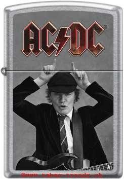 Zippo 60004729 Ac-Dc Angus Young