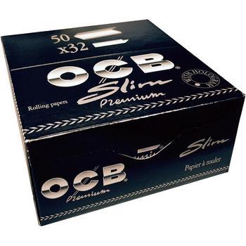 OCB King Size Premium Slim Box