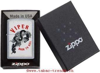 Zippo 60004860 Viper And Gun