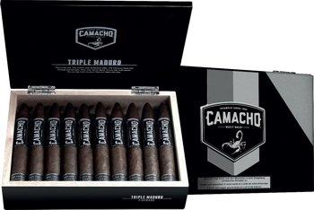 Camacho Triple Maduro Figurado - 20 Zigarren