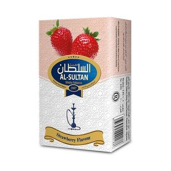 Al Sultan Strawberry Shishatabak