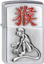 Zippo Year of Monkey 2002456