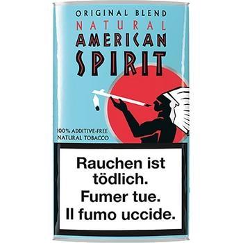 American Spirit BluePouch Natural