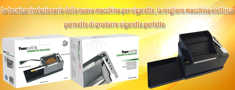 Powermatic 2+ Macchina di sigaretta