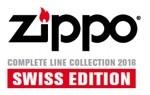 Zippo Swiss Kollektion 2016