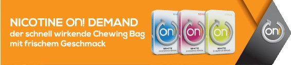 ON! Chewing Bags