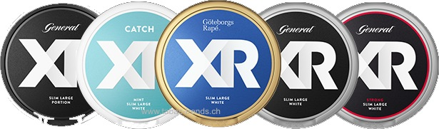 Snus Xtrange Swedish Match