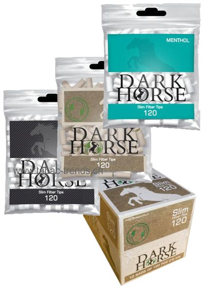 Dark Horse Filtertips