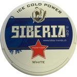 Siberia -80 Degrees White