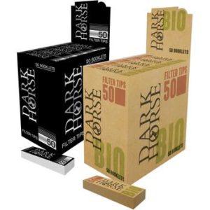 Dark Horse Filtertips Box