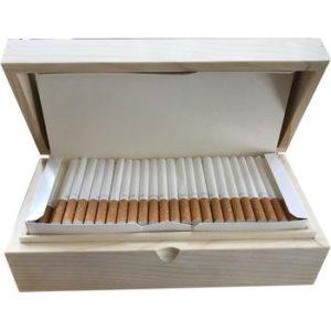 Aufbewahrungsbox für Zigaretten