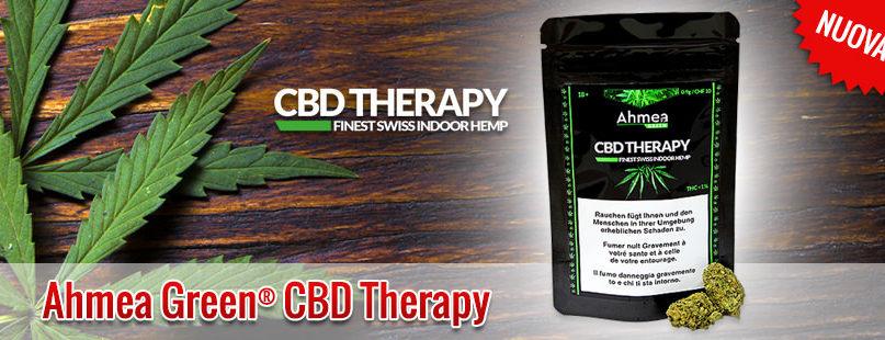Ahmea Green CBD Therapy