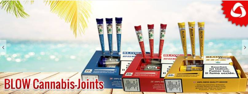 Blow CBD Joints