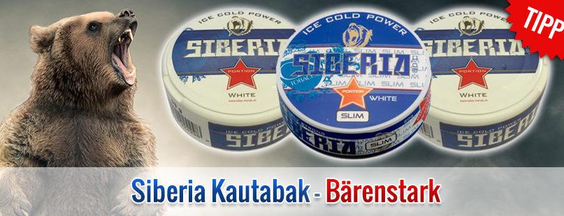 Siberia Kautabak