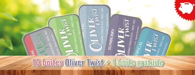 Oliver Twist Aktion