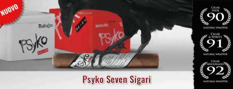 Psyko Seven Sigari