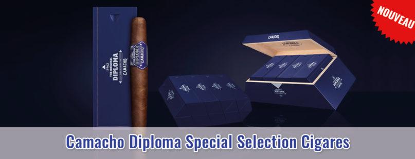 Camacho Diploma Special Selection Cigares