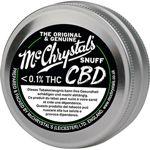 MCChrystal CBD Schnupf