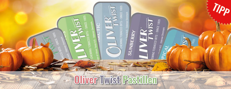 Oliver Twist Pastillen